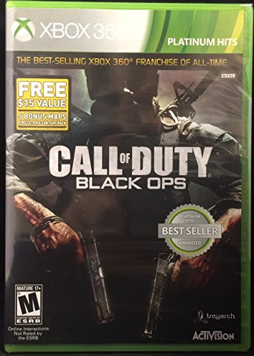 Call Duty Black Ops LTO Xbox product image