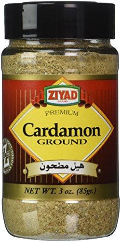 Ziyad Premium Cardamom Powder, 3 Ounce by Ziyad