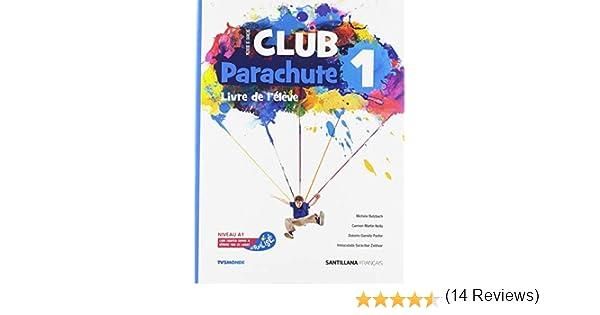 CLUB PARACHUTE 1 PACK ELEVE: Amazon.es: Vv.Aa.: Libros en idiomas ...