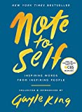 ISBN: 198210208X - Note to Self: Inspiring Words From Inspiring People