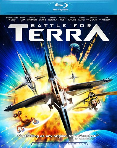 Battle For Terra [Blu-ray]