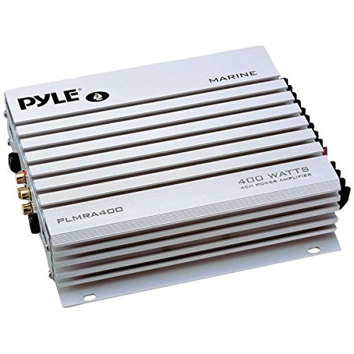 PYLE PLMRA400 4-Channel 400-Watt Amplifier