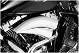 Arlen Ness Double Barrel Air Filter Assembly for Harley Davidson 2000-13 Big Tw - One Size