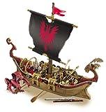 : Mega Bloks  King Arthur Attack Action Warship