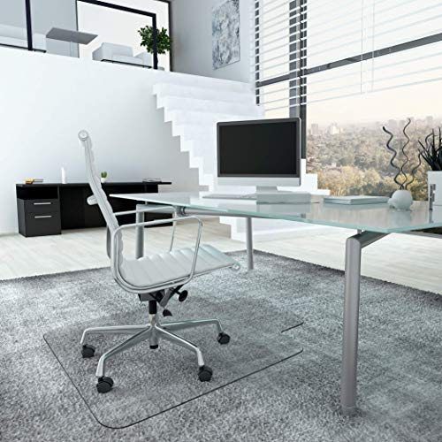 Desk Chair Mat for Carpet - Unbreakable Heavy Duty Polycarbonate Ships Flat Office Chair Mat for Carpet - Chair Mats for Carpeted Floors - Computer Chair Mat for Carpet Floors - Floor Mats for Office by Starcounters (Image #7)