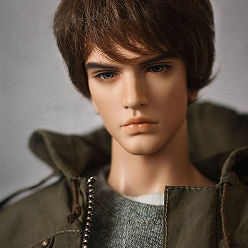 Zgmd 1/3 BJD little doll SD doll IP Rex boy doll contains face make up
