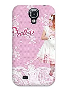 EMUcwXs2061RPUNV Case Skin Protector For Galaxy S4 Beautiful Angelic Pretty With Nice Appearance