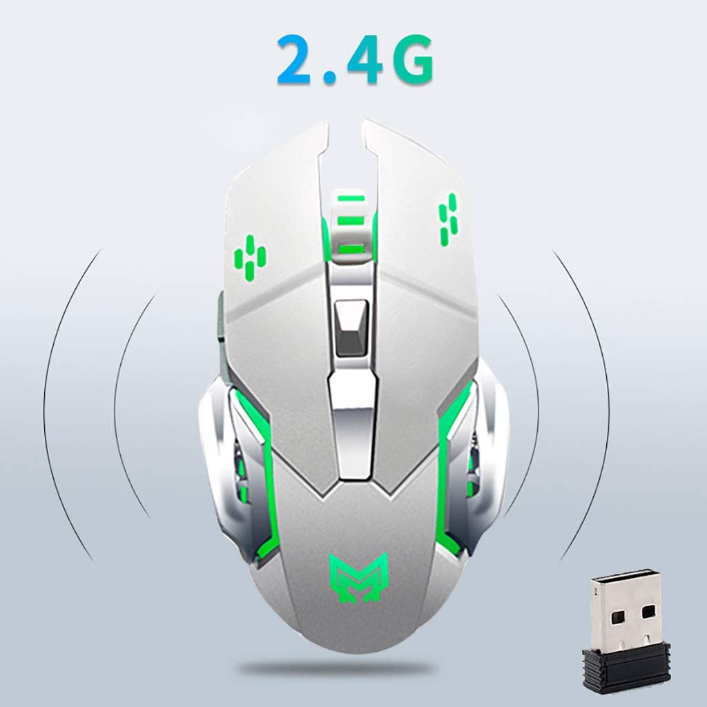 CHUNKUNA Design 1200 DPI USB Wired Optical Gaming Mice Mouse For PC Laptop