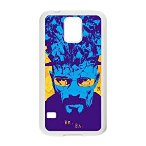 WAKEUP Customized Print Breaking bad Hard Phone Case Compatible For Samsung Galaxy S5 I9600