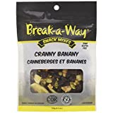 Break-A-Way Baw Cranny Banany Trail Mix, 125g