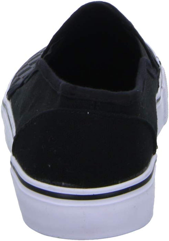 Sneakers FJA17-2267 Herren Leinen Slipper//Kletthalbschuh