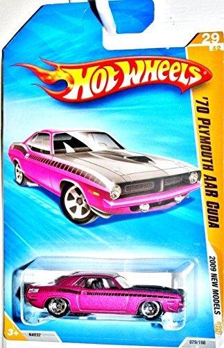 2009 Hot Wheels '70 Plymouth AAR CUDA New Models