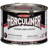 Herculiner Truck Bed Liner, Black, 1 Quart