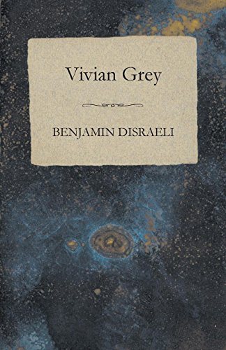 Book cover for Vivian Grey