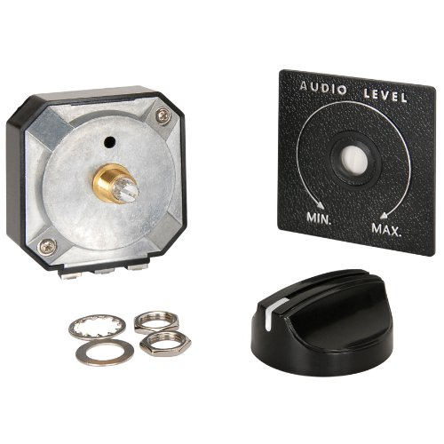 Parts Express Speaker L-Pad Attenuator 50W Mono 3/8'' Shaft 16 Ohm by Parts Express