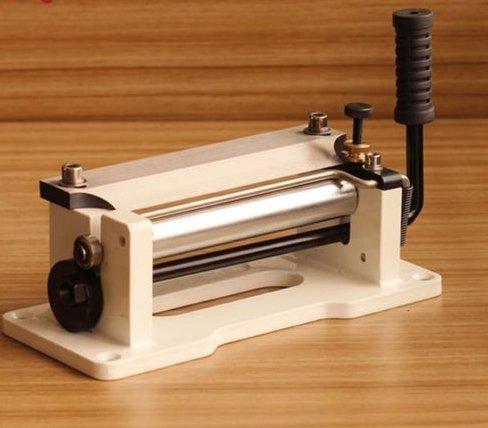 6'' inch Manual Leather Splitter Skiver Paring Peeling Machine Shovel Skin Machine 800p