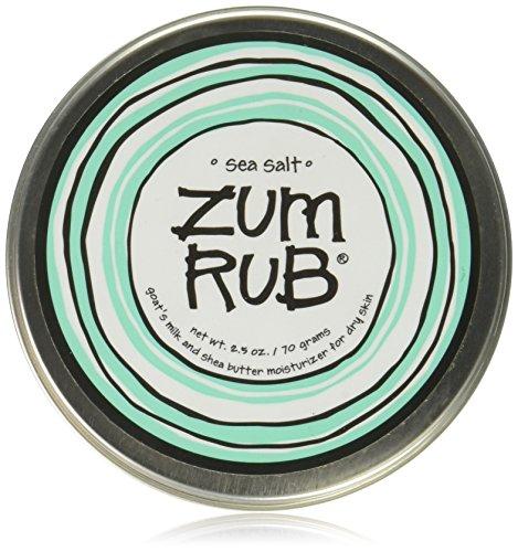 Wild Rub - Indigo Wild Sea Salt Zum Rub, 2.5 Ounce