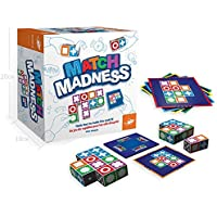 Match Madness Board Game, Educational Logical Thinking Board Game, Intelligence Development Children Matching Toys for…