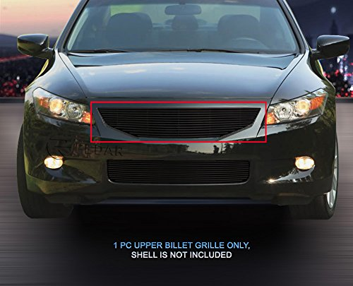- Fedar Main Upper Billet Grille Insert for 2008-2010 Honda Accord Coupe
