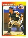 1989 Donruss Craig Biggio #561 Future HOF Rookie RC - Baseball Card