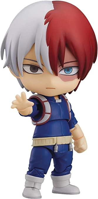 My Hero Academia: Shoto Todoroki (Hero's Edition) Nendoroid