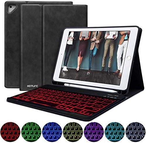 iPad Keyboard Case 2018 Black Backlit product image
