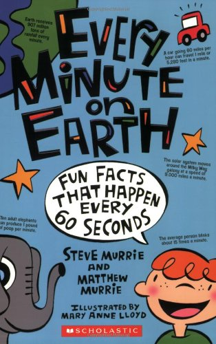 Every Minute On Earth (Fun Facts)