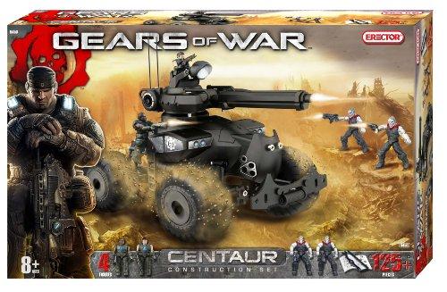 Erector Gears of War Centaur Tank Construction Set by Erector