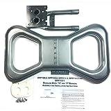 Stainless Steel Bowtie Burner Kit - DPP111