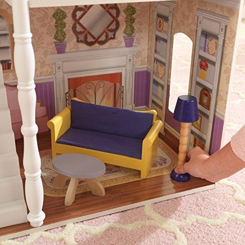 Kidkraft Savannah Dollhouse With Furniture New Ebay