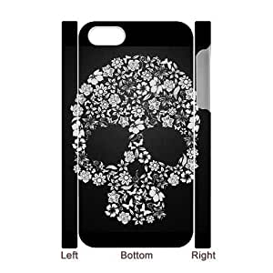 MEIMEIALICASE Diy 3D Protection Hard Case Skull For iphone 6 4.7 inch [Pattern-1]MEIMEI
