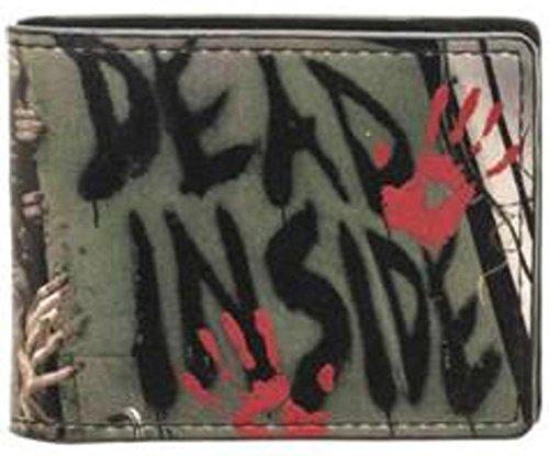 The Walking Dead Dead Inside Bi-Fold Wallet
