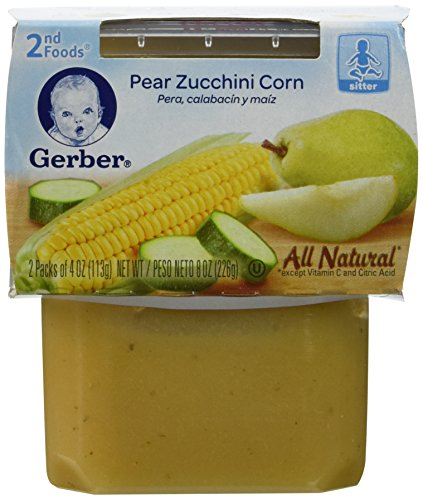 Gerber Foods Zucchini Ounce Count product image