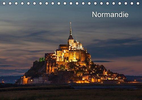 Normandie (Tischkalender 2017 DIN A5 quer)