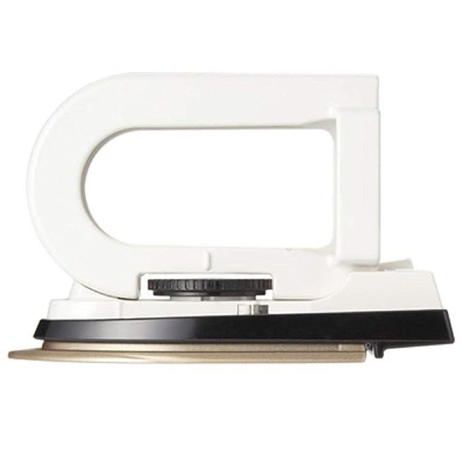 Amazon.com: Portalbe Mini Plegable Plancha eléctrica Doble ...