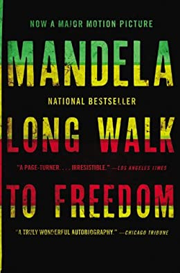 Long Walk to Freedom book cover