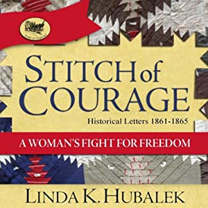 Stitch of Courage: A Woman's Fight for Freedom Audiobook
