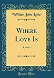 Where Love Is: A Novel (Classic Reprint)