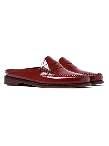Damen Bass Gh Rad Red Penny Slide Weejuns Loafers P08knwOXN