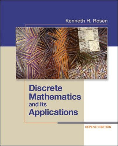 DISCRETE MATH+ITS APPLICATION (LOOSE)