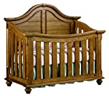 Bassettbaby Premier Benbrooke 4-In-1 Convertible Crib In Vintage Review and Comparison