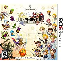 Square Enix 91221 Theatrhythm Final Fantasy 3DS