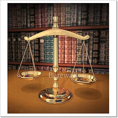 Scales of B073WM5PQ4 20in. 20in. Justice用紙印刷壁アート 20in. x 20in. 20in. x 20in. B073WM5PQ4, おくすり救急箱:358b5272 --- ijpba.info
