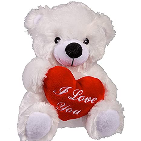 peluche i love you amazon