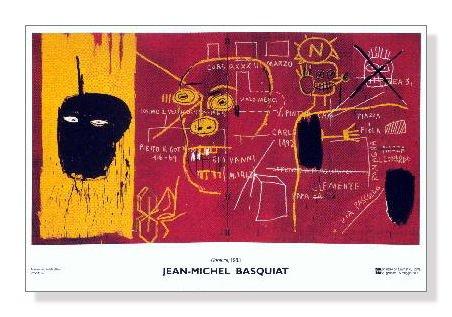 バスキアポスターフローレンス Basquiat: Florence B008KA7136