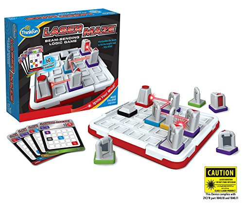 ThinkFun Laser Maze Logic Game  – Award Winning Game