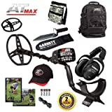 Garrett AT MAX Diggers Special w/ Wireless Headphones, Daypack, Digger, Pouch