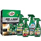 Turtle Wax 50718 Ride & Shine Complete Car Care Kit - 73. Fluid_Ounces