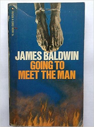baldwin going to meet the man