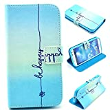Galaxy S4 case,Samsung galaxy S4 case,Creativecase leather wallet Flip ID Card wallet Colorful PU Leather Purse Design Case Cover for samsung S4 case for Samsung Galaxy S4 i9500#Y09